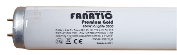 Fanatic Premium Gold 3600 Limited Edition 160W